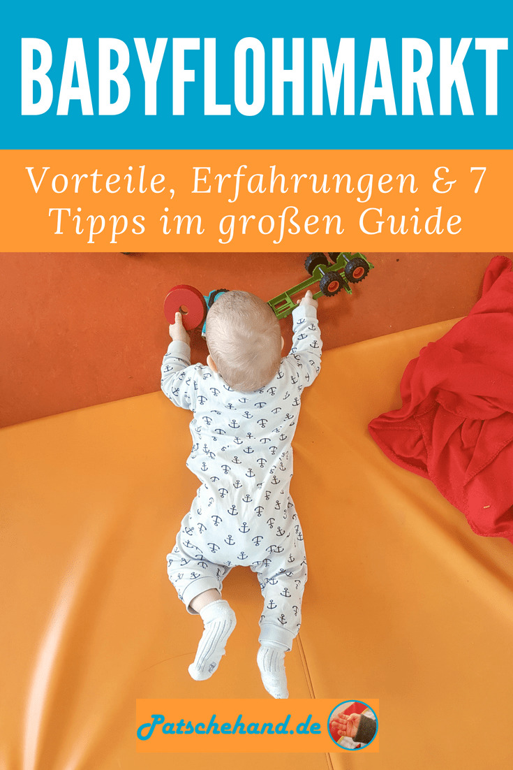 brand new 8c8bd 77f81 Fundgrube Babyflohmarkt - Die 7 besten Tipps fürs Second ...